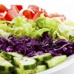 Vegetable salas